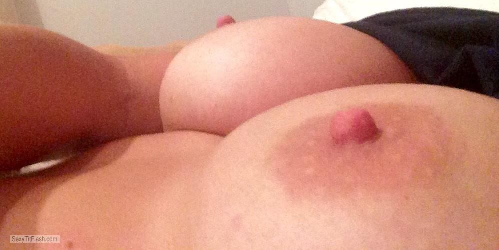 Tit Flash: My Big Tits - Sexytammy from United States